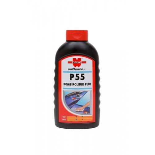 Solutie polish PLUS COMBI 1L, Wurth 0