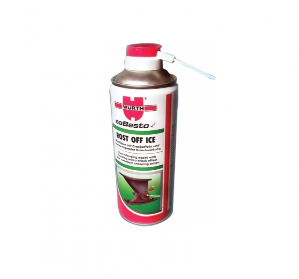 Spray degripant ROST OFF ICE, Wurth 400 ml 0