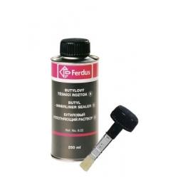 Solutie etansare 250ml plus pensula0