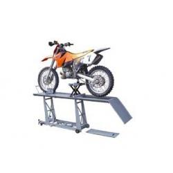 Elevator hidraulic  motociclete capacitate ridicare 420 kg0