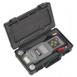Tester 12v baterie cu imprimanta0