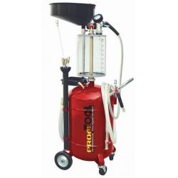 Recuperator ulei cu vacuum cu rezervor control 8l rezervor principal 90l0