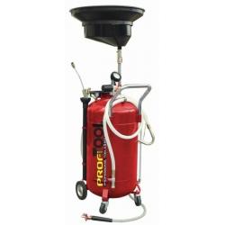 Recuperator ulei cu vacuum rezervor  90L