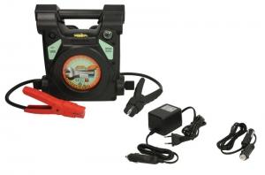 Robot de pornire incarcator acumulator Booster P6-2000 12V 2000A 750A 80cm [0]