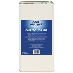Ulei refrigerant PAG 150 OIL 5L sistem climatizare aer conditionat Magneti Marelli