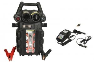 Robot de pornire Booster P7-1224V 12/24V 2500/5000A 150cm0