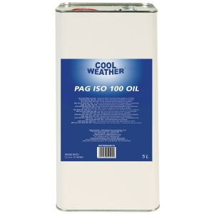 Ulei refrigerant PAG 100 OIL 5L sistem climatizare aer conditionat Magneti Marelli
