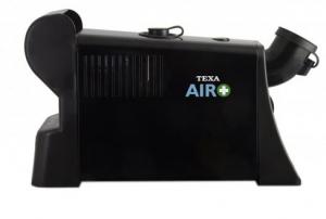 Aparat  ultrasunete dezinfectarea igienizarea sistemelor de aer conditionat Texa Air3