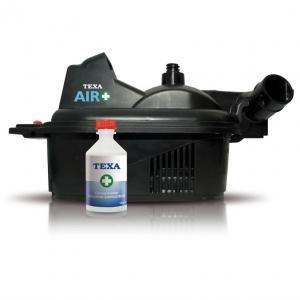 Aparat  ultrasunete dezinfectarea igienizarea sistemelor de aer conditionat Texa Air1