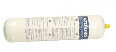 Butelie azot/hidrogen (diazena) pentru detectare scurgeri de aer conditionat