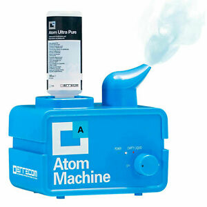 Dispozitiv ultrasonic igienizare sistem clima interior habitablu auto ERRECOM ATOM1