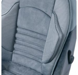 Husa scaun auto confort ridicat (poliester, compatibila cu airbag, tetiera integrata, burete cu memorie, 112x51) [3]