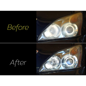 Kit restaurare faruri MEGUIAR'S BASIC HEADLIGHT RESTORATION KIT5