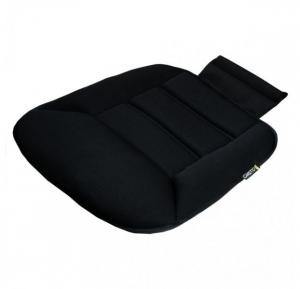 Perna scaun Grand Comfort (poliester, pentru  masina, spuma de memorie, sistem fixare scaun, 44x46x8 cm) [0]