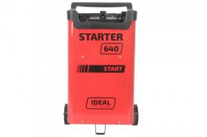 Redresor curent cu functie de robot de pornire STARTER 6400