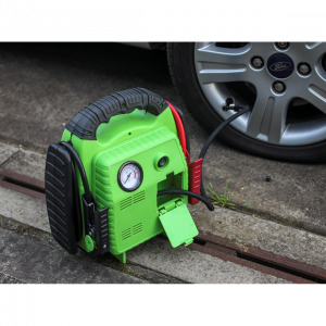 Robot pornire ROADSTART 12V 900Amp cu compresor3