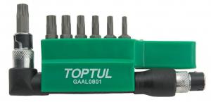 Set biti torx special T10-T40. 30mm 8 piese [0]