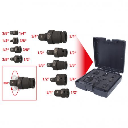 Set de adaptoare de forta de marire si reducere 9 piese7