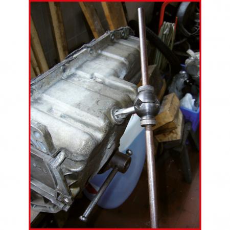 Set master pentru reparare filet buson baie de ulei 64 de piese6