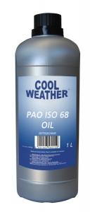 Ulei instalatie AC tip PAO OIL 68 1l