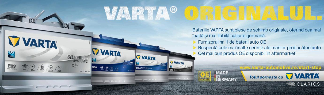 Banner Varta