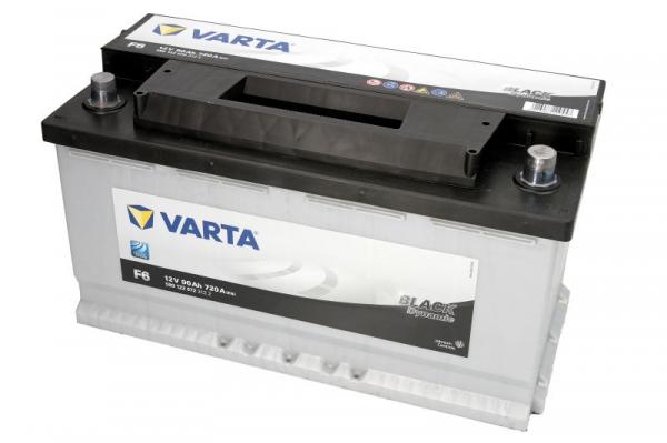 VARTA BLACK  12V 90Ah 720A 1