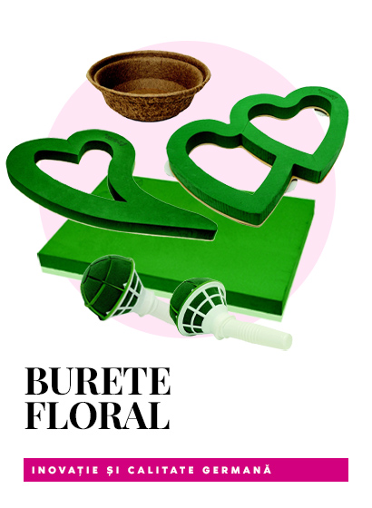 Burete floral