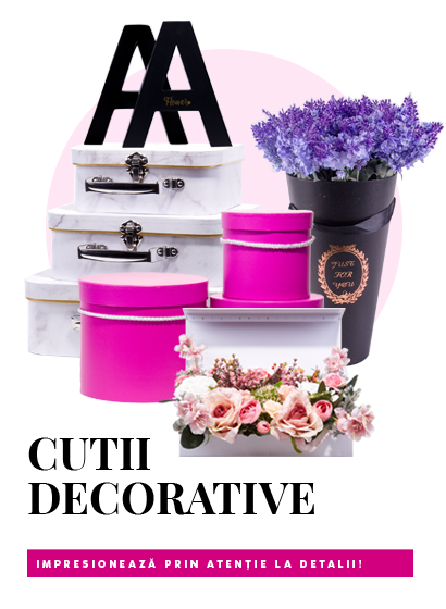 Cutii decorative