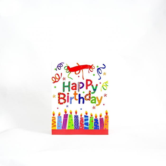 PLASA CADOU '' HAPPY BIRTHDAY'' 0
