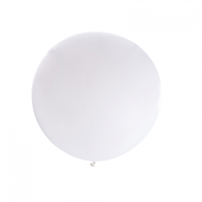 BALON JUMBO TRANSPARENT 70 CM 0