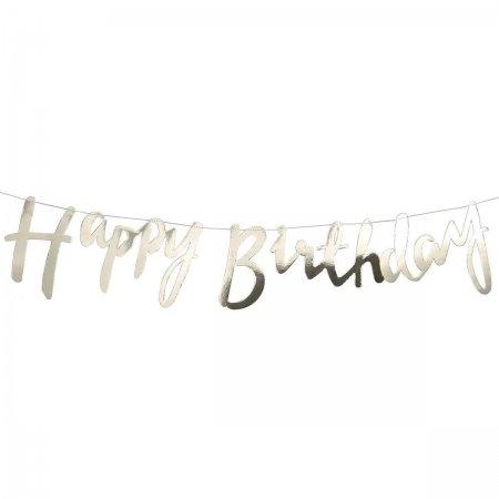 BANNER HAPPY BIRTHDAY 145 CM [0]