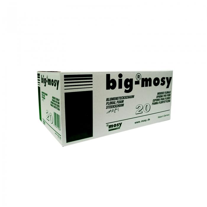 BURETE FLORAL 20 BUC BIG MOSY 23 x 11 x 7.5 CM 0