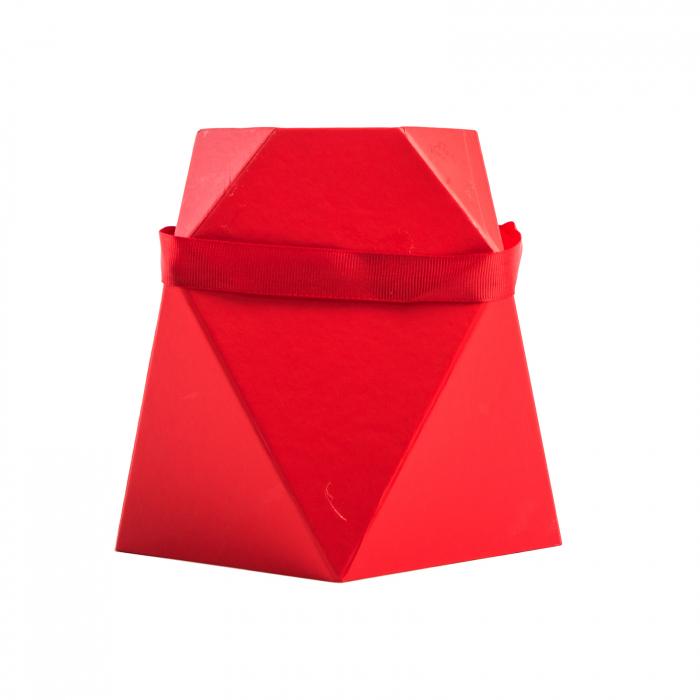 CUTIE DIAMOND ROSU 0