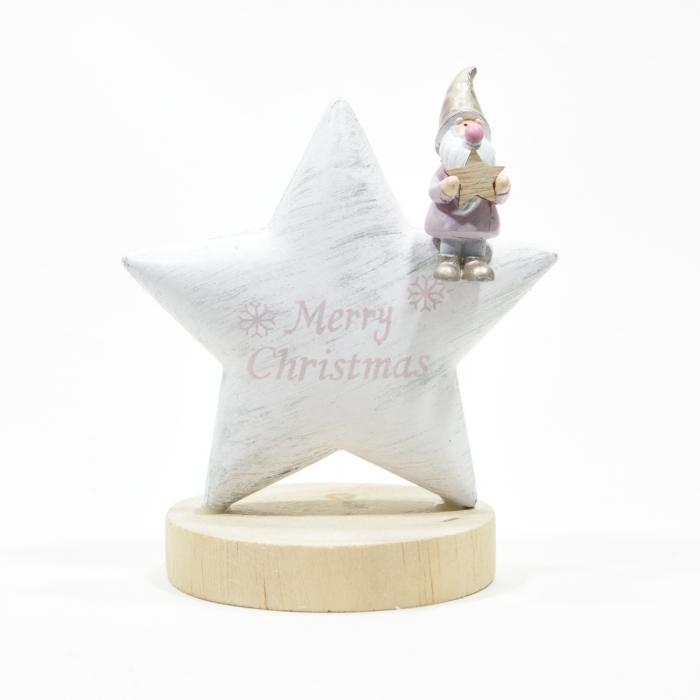 DECORATIUNE STELUTA MERRY CHRISTMAS 0