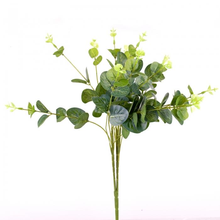Eucalipt artificial, flori artificiale