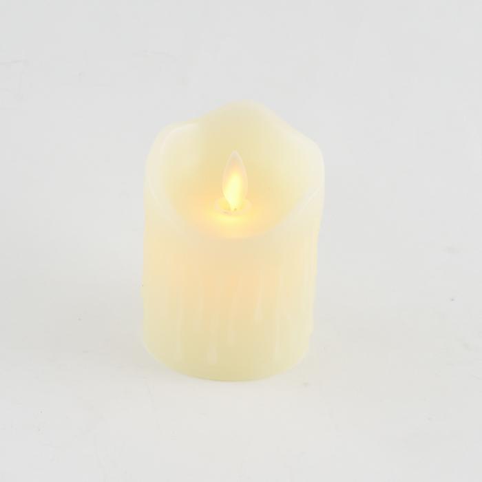 LUMANARE LED PETRA 10 X 7.50 CM 1