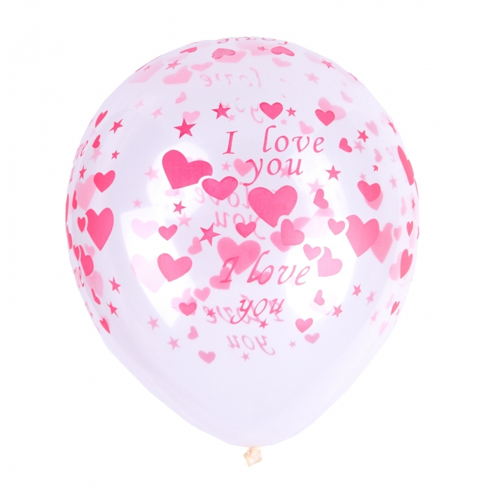 balon i love you 0