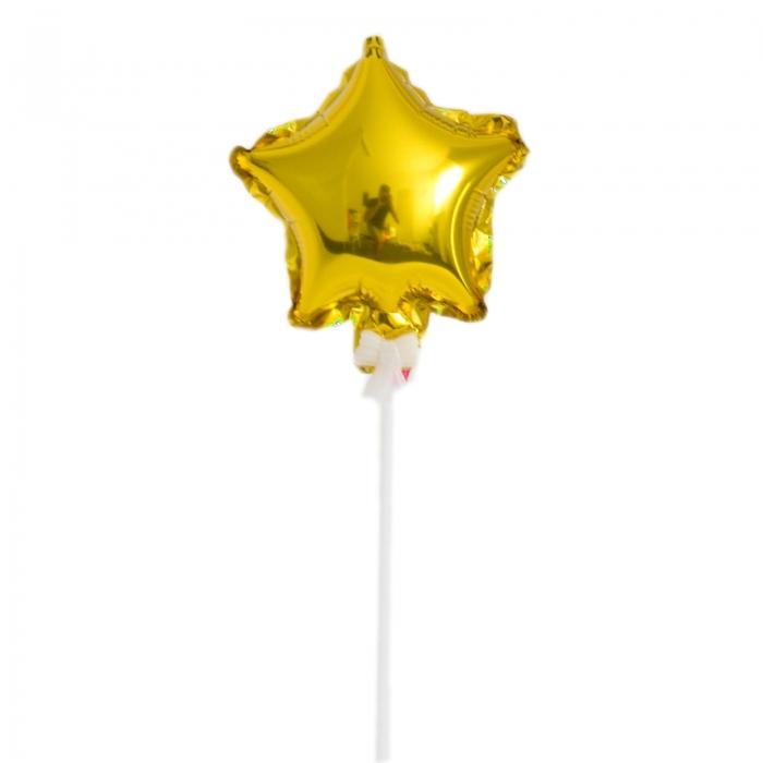 STAR CAKE TOPPER 33 CM 0