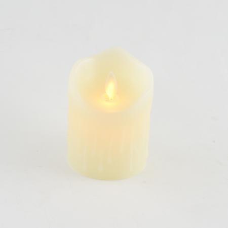 LUMANARE LED PETRA 10 X 7.50 CM1