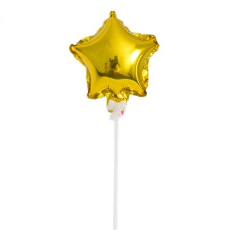 STAR CAKE TOPPER 33 CM0