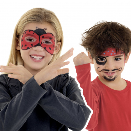 Set pictura pe fata si corp, face painting, Mask-Up Carnival [1]