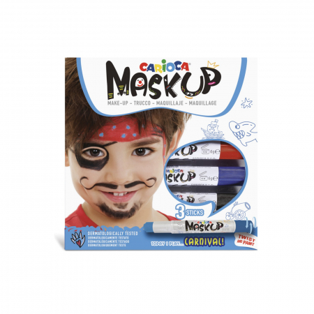 Set pictura pe fata si corp, face painting, Mask-Up Carnival [0]