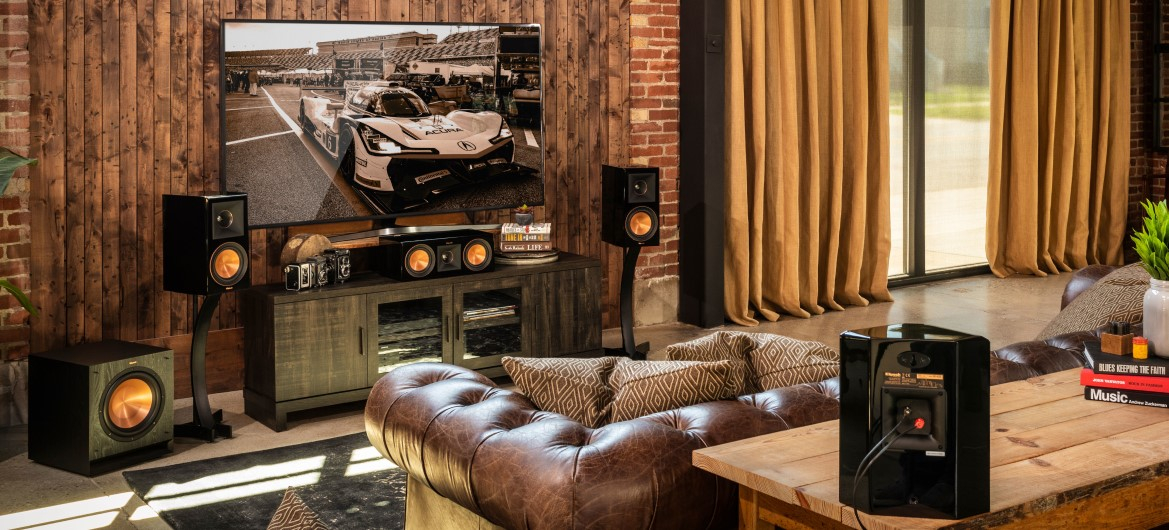 Klipsch - Boxe & Home Cinema