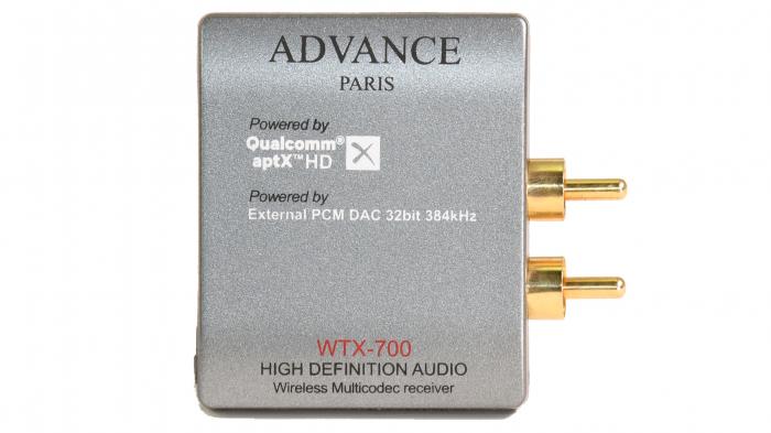Adaptor bluetooth HD Advance Acoustic WTX-700 0
