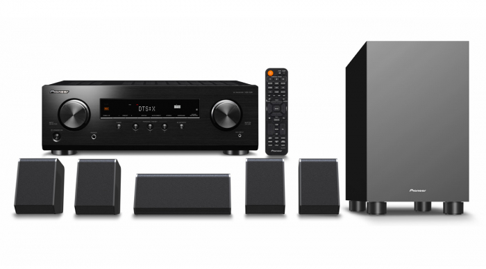 Sistem Home Cinema 5.1 Pioneer HTP-076 0