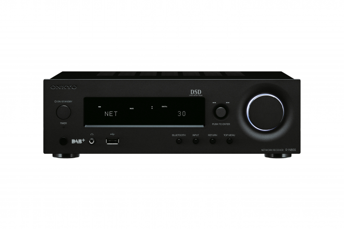 Receiver stereo Onkyo R-N855 0