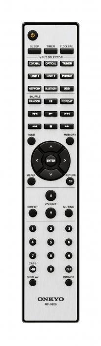Receiver stereo Onkyo R-N855 2