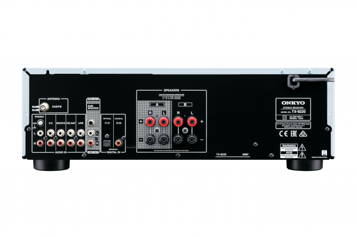 Receiver stereo Onkyo TX-8220 3