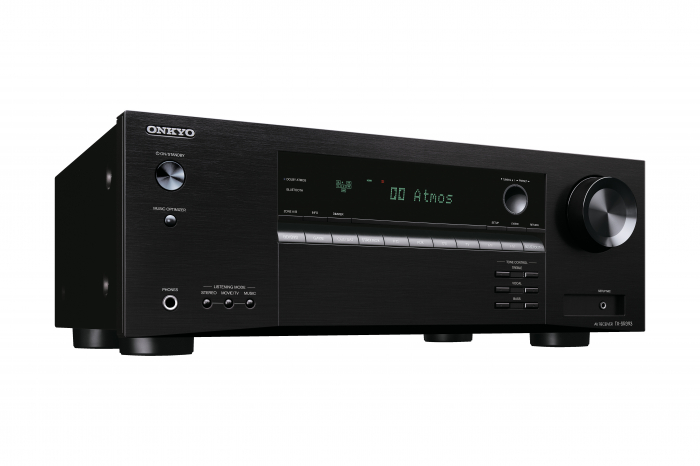 Receiver stereo Onkyo TX-SR393 2
