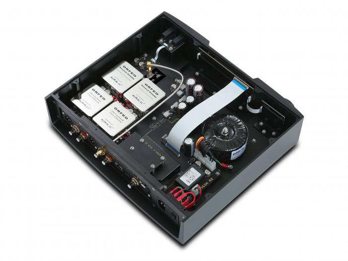 Streamer DAC Auralic Vega G2 3